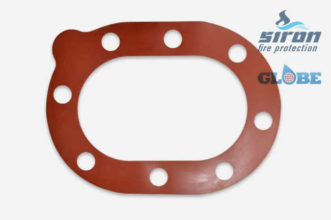 siron fire protection valves GLOBE Gaskets 3000219
