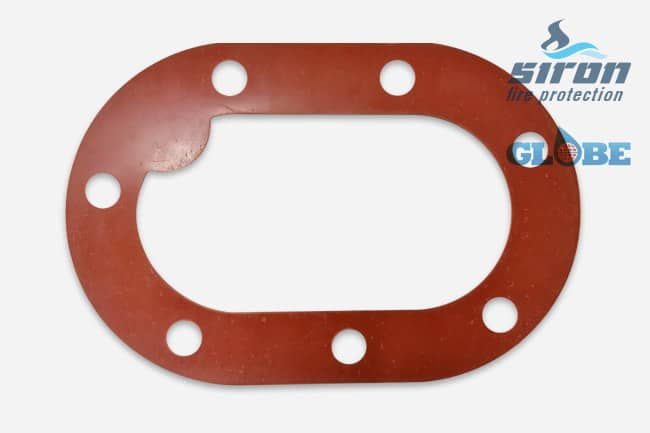 siron fire protection valves GLOBE Gaskets 300023