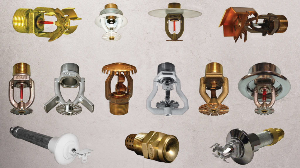 SIRON Fire Protection Sprinklers and Materials slideshow