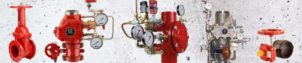 SIRON Fire Protection Valves