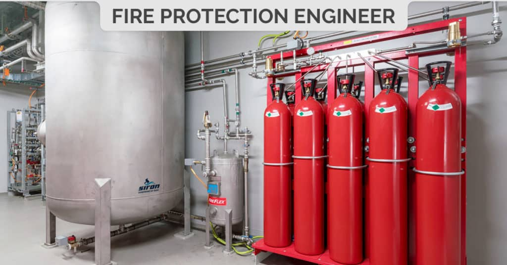 SIRON Fire Protection jobs vacature fire protection engineer