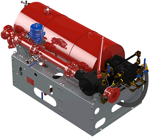 siron fire protection diffs system diffs skid mf serie skid 01