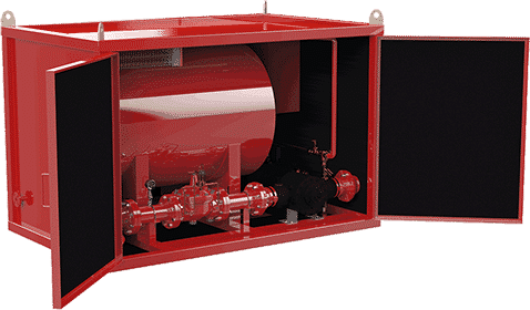 siron fire protection diffs system skid ml serie skid 01