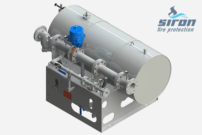 siron fire protection diffs system skid umf series skid thumb