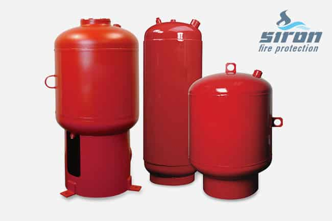 siron fire protection valves expansion surge trol tanks